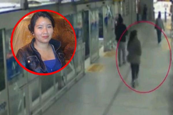 Joven desaparece tras salir de una estación del Metropolitano