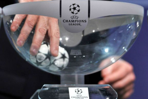 Champions League: Estos son los emparejamientos en los octavos de final