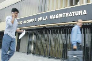 Exmagistrado pide  juristas notables  para el CNM
