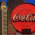 Coca-Cola ganó 11 % menos en el 2016