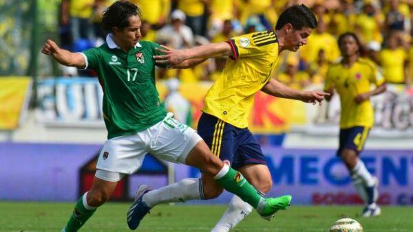 Colombia gana 1 – 0 sobre la hora con penal dudoso [VIDEO]
