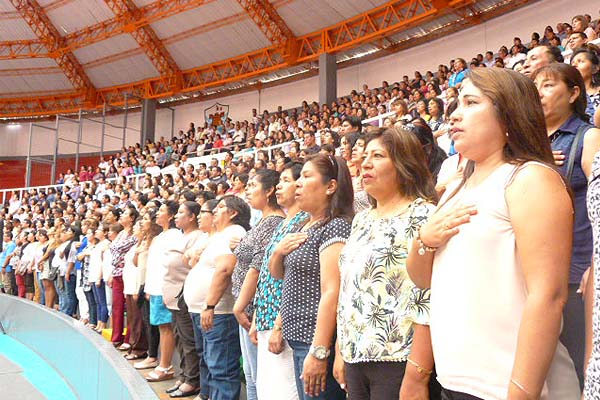 Maestros del Callao reciben taller de capacitación