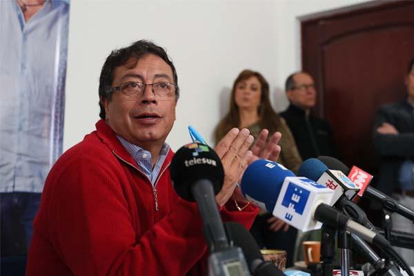 Temen ataques a candidatos en Colombia
