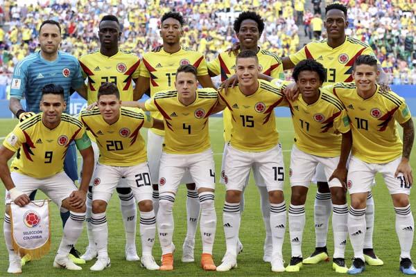Colombia vs. Senegal: «Cafeteros» ya están en octavos [ESTADÍSTICAS]
