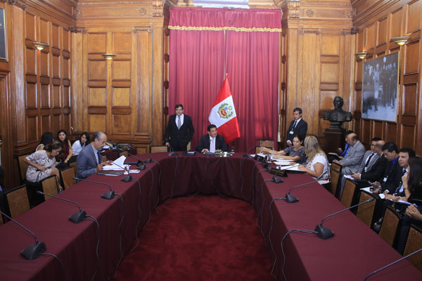Comisión de Ética en riesgo de desaparecer