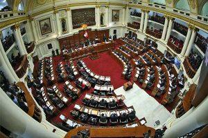 Congreso solicita nueva fecha para audiencia del TC