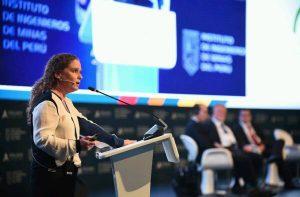 """Claudia Cooper: """"En setiembre inversión pública crecerá más de 20%"""""""