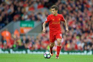 Liverpool amarra a Coutinho