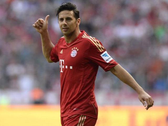 Pizarro: adiós al Bayern Munich (Video)