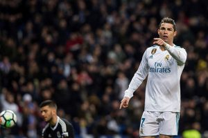 Triplete de Cristiano Ronaldo en goleada del Real Madrid