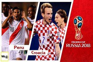 Rusia 2018: Perú y Croacia juegan un partido inédito, en su primer ensayo para el Mundial