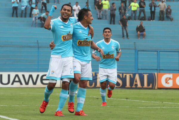 Sporting Cristal vs. The Strongest hoy por Copa Libertadores