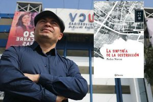 Novela de Pedro Novoa en París