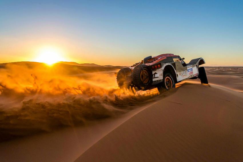 Critican a Perú por Rally Dakar