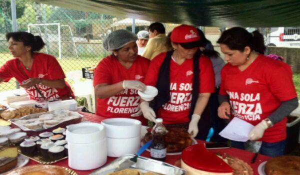 Evento en Italia recaudó más de 36,000 euros para damnificados del Perú