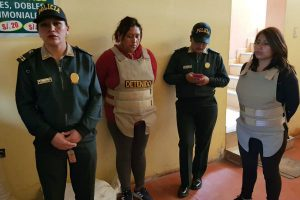 Mujer acusada de violar a sus hijas ya se encuentra en Lima