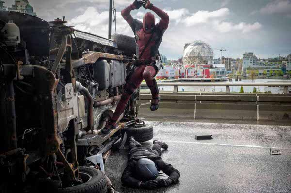 "Lanzaron el tráiler de ""Deadpool"" (video)"