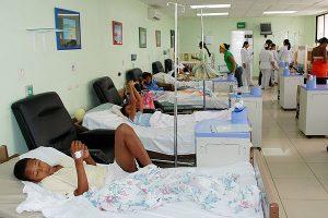 Se registran 200 casos de dengue en San Martín