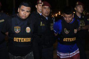 Policía captura a dos presuntos sicarios en distrito de Ventanilla
