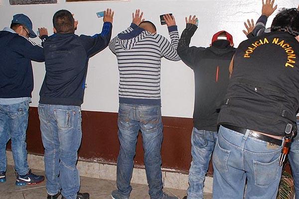 Dictan prisión preventiva a traficantes de droga