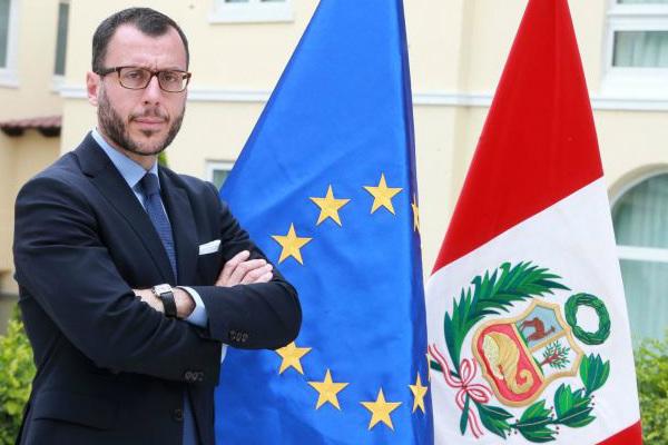 Unión Europea seguirá cooperando en la lucha antidroga en el Perú