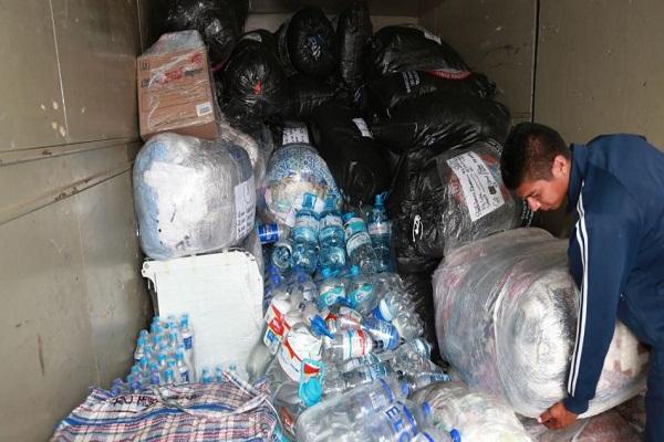 Fiscalía del Callao lleva ayuda para damnificados del país