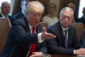 Trump ofrece a Norcorea abrir conversaciones