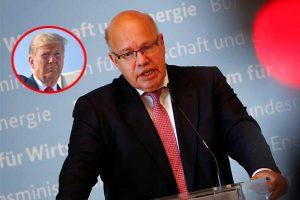 Alemania dice que sanciones de Donald Trump destruyen empleo