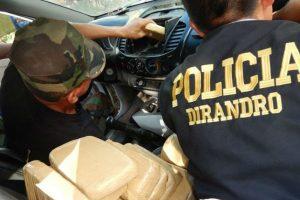 Piura: Policía de Carreteras incauta 30 kilos de droga