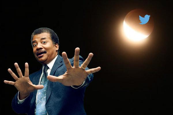 Eclipse solar: Neil deGrasse Tyson manda controversial tuit