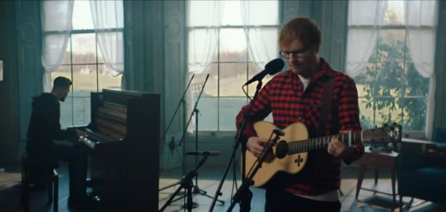 YouTube: Ed Sheeran estrena la canción 'How Would You Feel' por su cumpleaños [VIDEO]