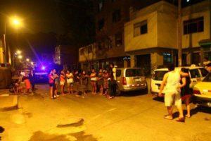 El Agustino: Taxista es baleado por resistirse al robo de su vehículo
