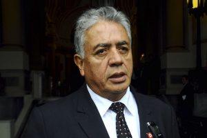 Eloy Narváez se retiraría de la Comisión de Ética