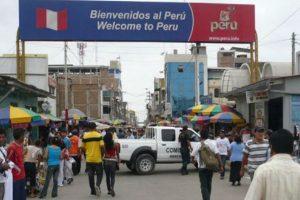 Gobierno declara en estado de emergencia a tres distritos de Tumbes por migración