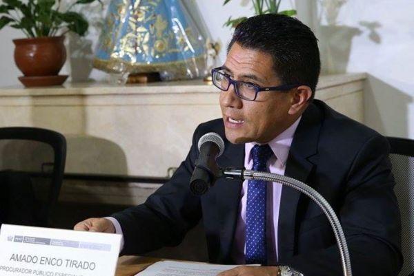 "Amado Enco: ""Sentencia contra exgobernador de Pasco, Klever Meléndez, fue ejemplar"""