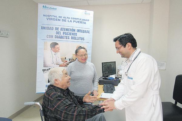 Inauguran Unidad de Atención Integral del Paciente con Diabetes en La Libertad