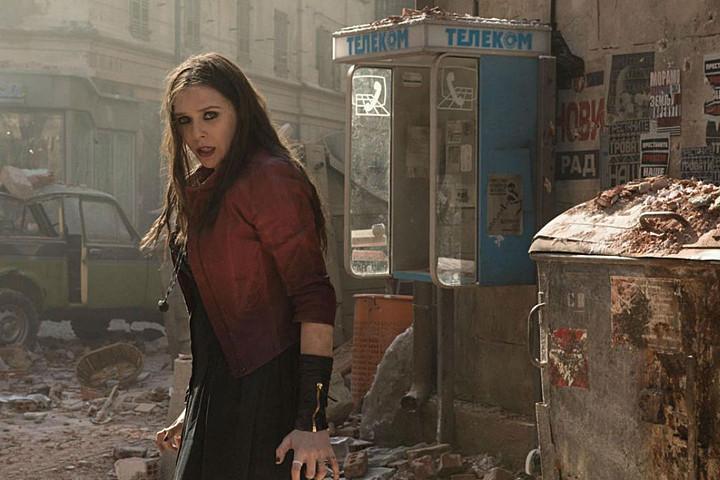 """Capitán América: Civil War"" será un drama oscuro"
