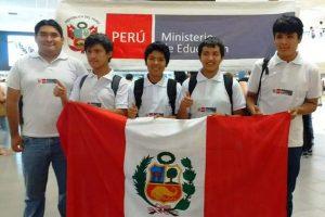 Rumania: Escolares peruanos participarán en Olimpiada Internacional de Matemáticas