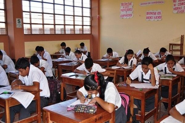 Junín: Recuperación de clases va hasta enero del 2018