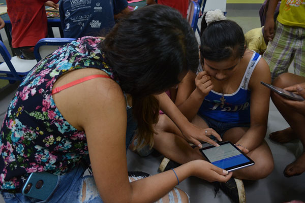 Se acorta brecha digital en Puerto Maldonado