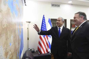 EE.UU. advierte en Israel que se saldría del pacto nuclear