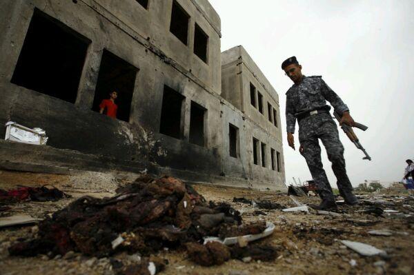 EI: 94 fallecidos dejó la «madre de todas las bombas»