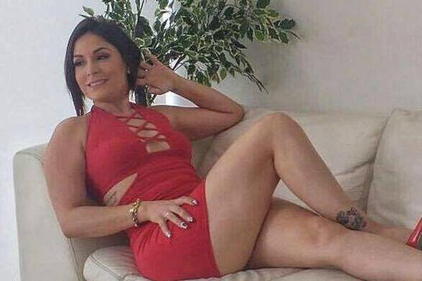 Evelyn Vela salió en libertad y regresará a Perú