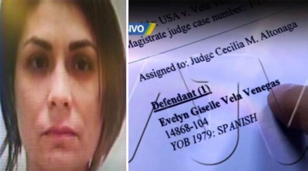 Evelyn Vela recibiría 20 años de prisión