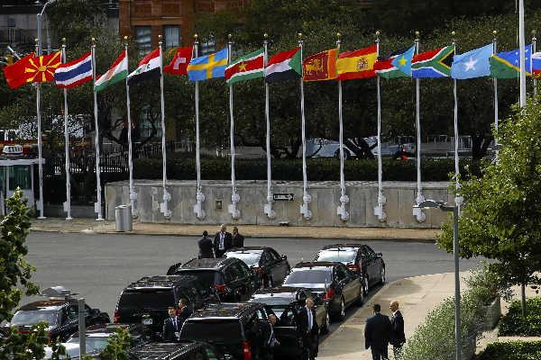 Unos 129 países se unen a compromiso antidrogas