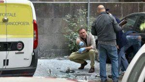Italia: dos bombas explotan en Roma