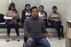 """Javier Hualpa: """"Yo no soy lo que piensan que soy"""""""