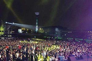 Miles de corazones chalacos vibran en el Chim Pum Callao