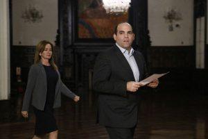 Cuestión de confianza: Fernando Zavala fue citado al Congreso