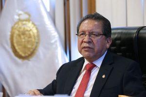 Pablo Sánchez no podrá asistir a comisión de Fiscalización debido a cuestiones de agenda